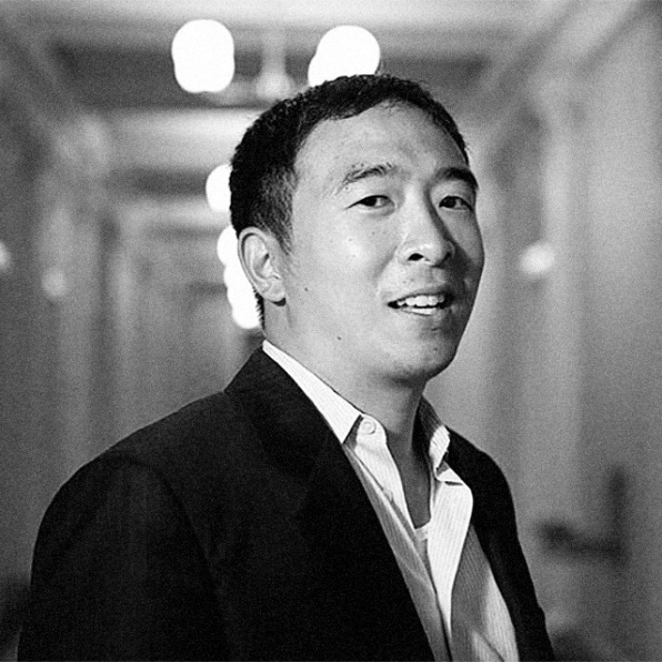 Andrew Yang Wants You To Vote For A $1,000-A-Month Basic Income In 202