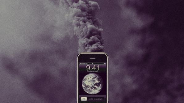 Smartphones Are Killing The Planet Faster Than Anyone Expected
