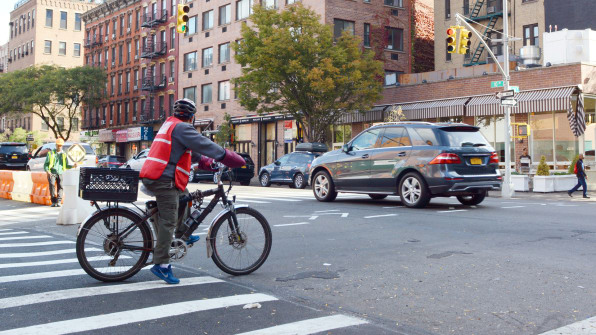 New York Is Confiscating Delivery Bikes, Hurting Immigrants