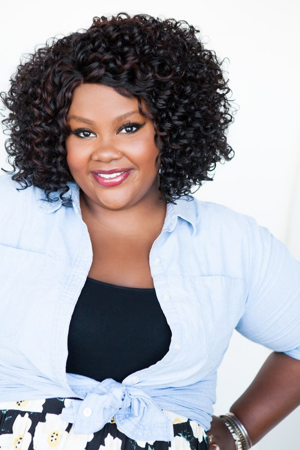 "Nailed It"" Star Nicole Byer Sprinkles Her Cupcakes With Dick Jokes"