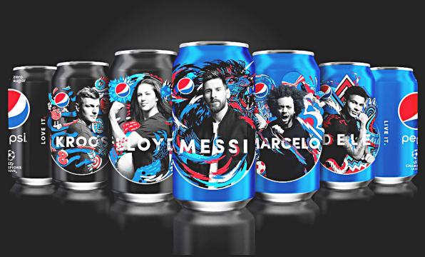 This Is Definitely Not Pepsi's World Cup Soccer Commercial