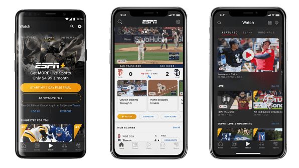 ESPN's Streaming Service Is A Peek At The Future Of ESPN—And