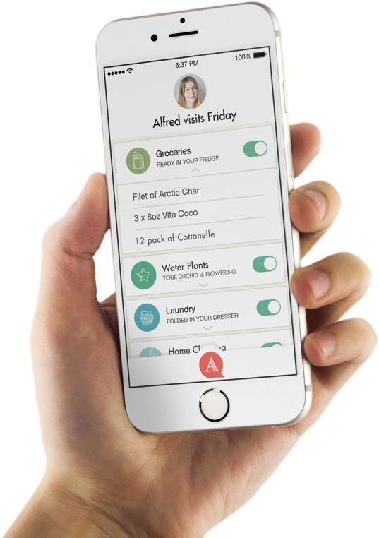 Hello Alfred, the in-home assistant service, snags $40 million