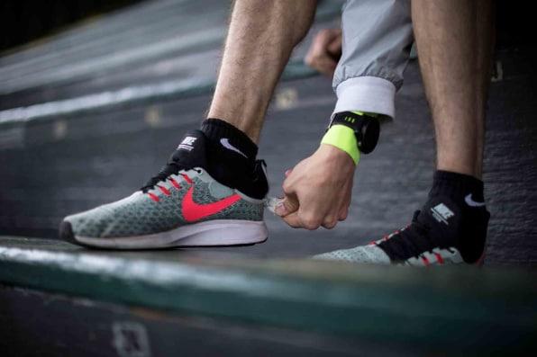 on sale 36e4f 8f355 Nike Pegasus 35 FlyEase  Photo  Jordan Beckett, courtesy of Nike  ...