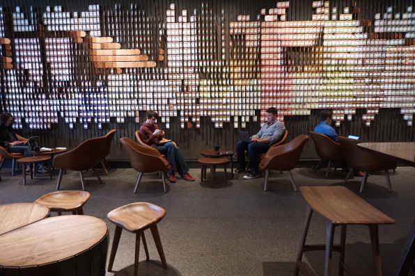 Starbucks Brews A Tech Infused Future With Help From Microsoft