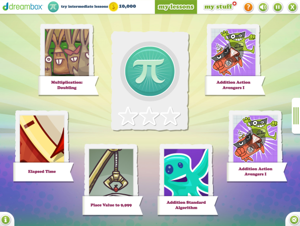 DreamBox Learning's adaptive math lessons get a $130 million boost
