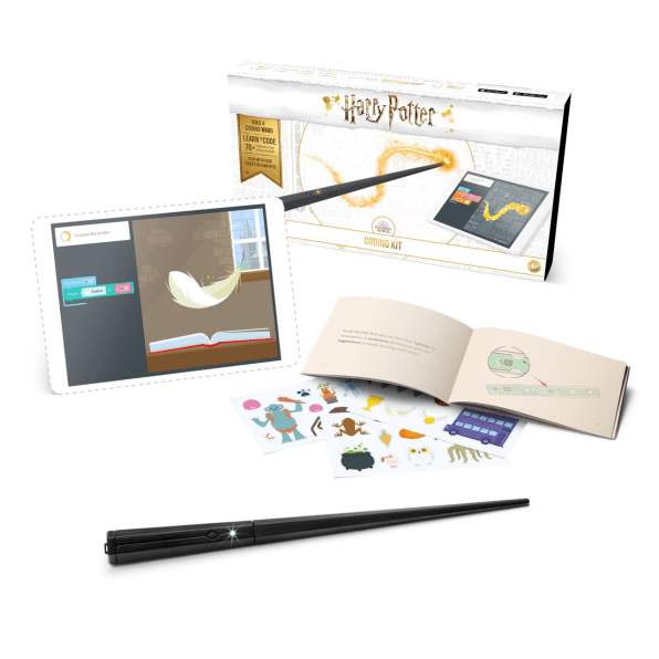 Kano is releasing a programmable Harry Potter wand this fall