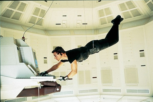 "Which ""Mission: Impossible"" has the awesomest gadgets?"