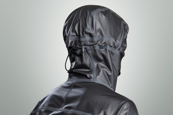 The first graphene jacket is here, and it's magical