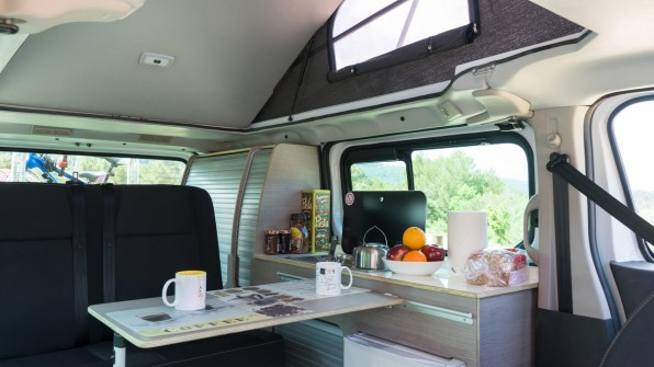 How the #VanLife movement is influencing car design