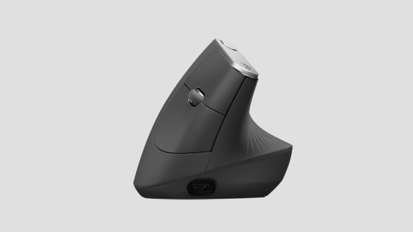 Logitech MX Vertical Ergonomic Mouse Review and Hands-On