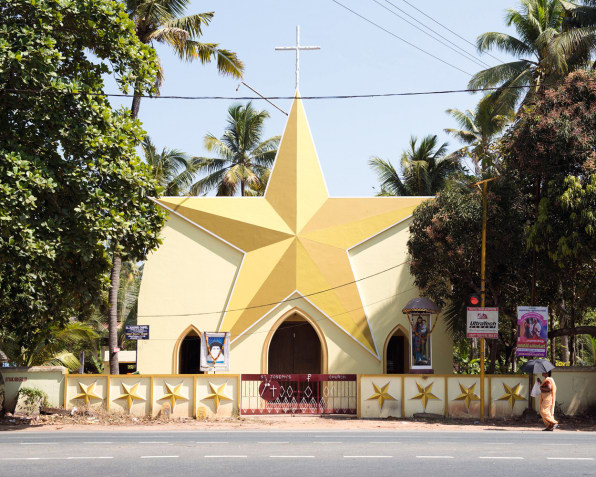 Why Kerala, India, has the world's wildest church architecture