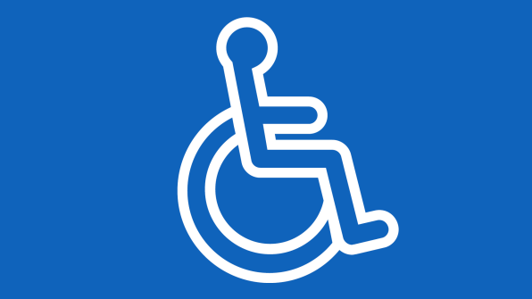 Does The Universal Symbol For Disability Need To Be Rethought