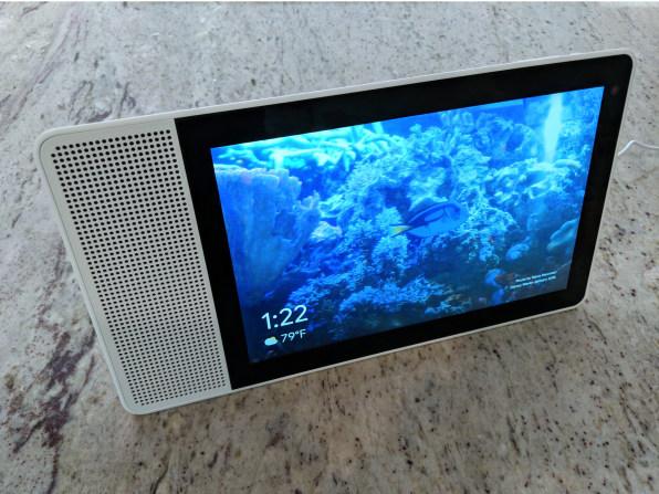 Lenovo and Google's new Smart Display: a killer photo frame