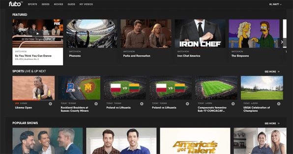The little live-TV streaming service that could