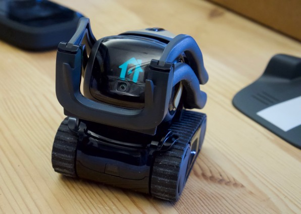 Can emotional AI make Anki's new robot into a lovable companion?