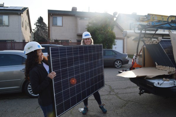 Sunrun is bringing solar to California's low-income buildings
