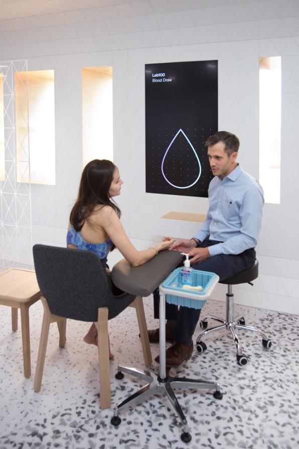 Inside Lab100, Mount Sinai's health clinic of the future