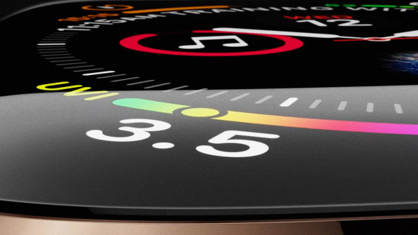 The Apple Watch 4 and Watch OS 5 have a terrible face