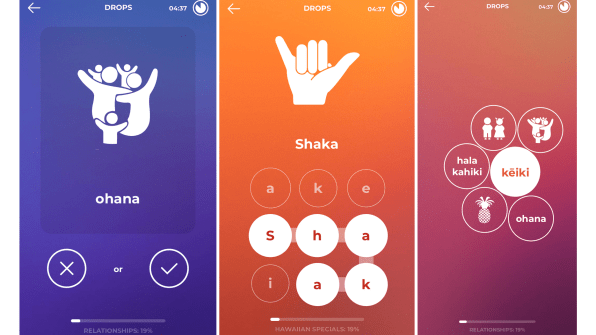 The Hawaiian language is endangered  This app wants to help