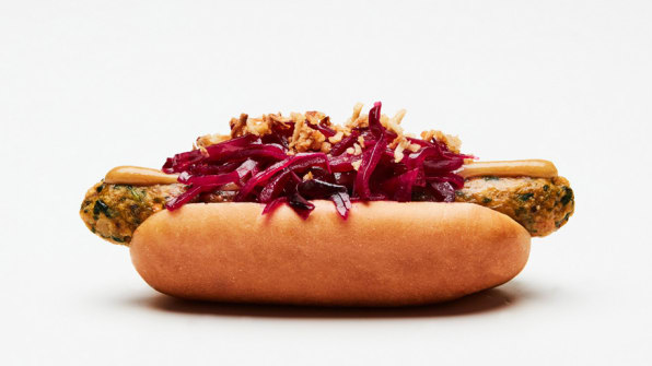 In two months, Ikea sold 1 million veggie hot dogs