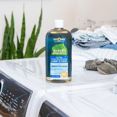 Why Seventh Generation redesigned laundry detergent for Amazon
