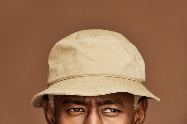 Tyler, the Creator is in full bloom
