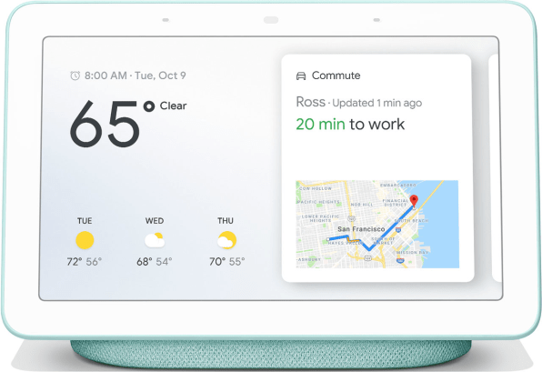 Review Google S Home Hub Gives Google Photos The Hardware
