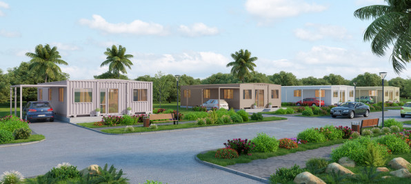 New Houses In Puerto Rico Designed To