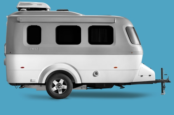 Airstream Nest, Basecamp, and Sport drive company growth