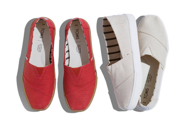 fastcompany.com - Why TOMS is taking a stand to end gun violence