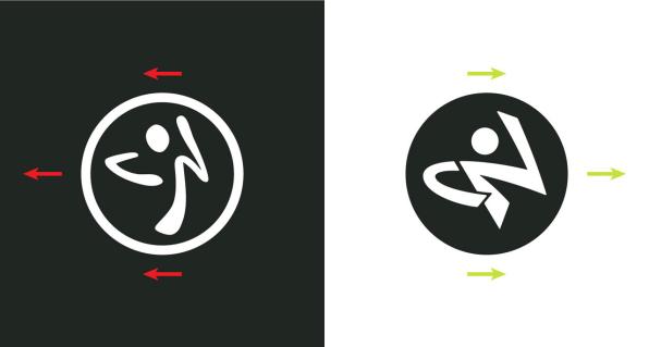 Zumba is the world's worst logo  We fixed it