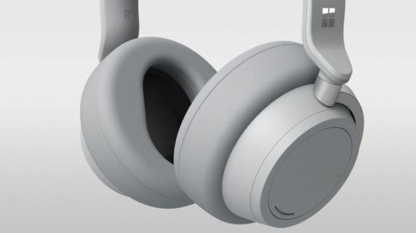 Review: Microsoft Surface headphones