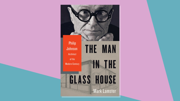 The Man In Gl House Philip Johnson Architect Of Modern Century
