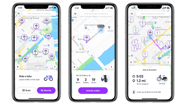 How Lyft is changing itself from a driving company to a transportation company