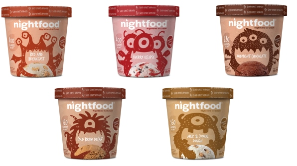 "Empire Auto Sales >> Nightfood launches line of ""sleep-friendly"" ice cream"