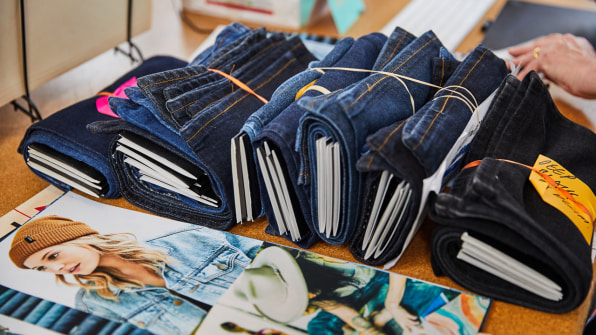 American Giant launches American-made blue jeans
