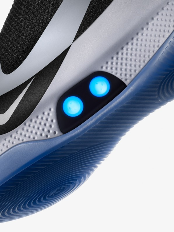 Nike Adapt BB shoes tie themselves with Power Laces