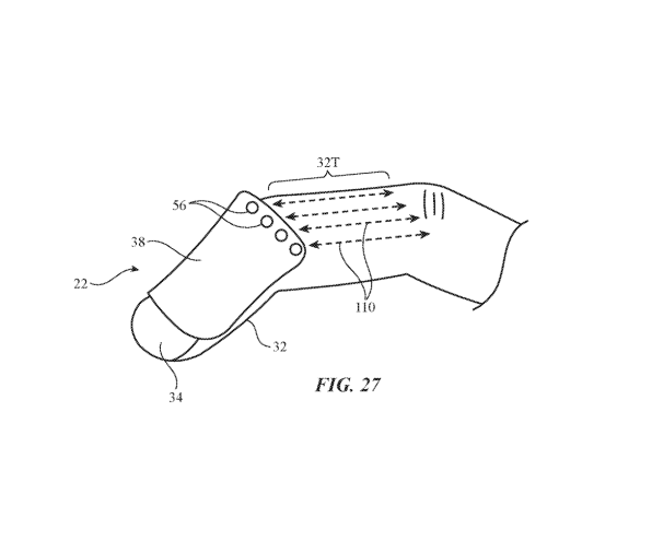Apple's finger controllers hint at its mixed reality moves