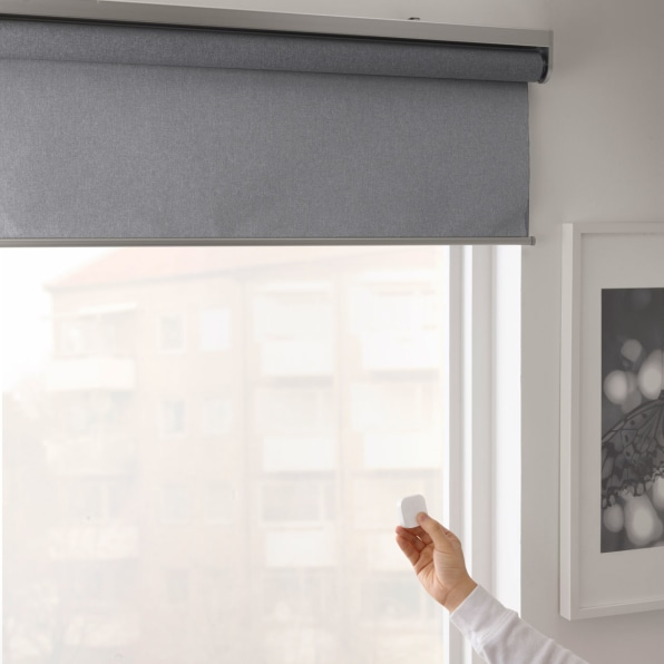 Ikea Takes On The Smart Blind Business With Fyrtur