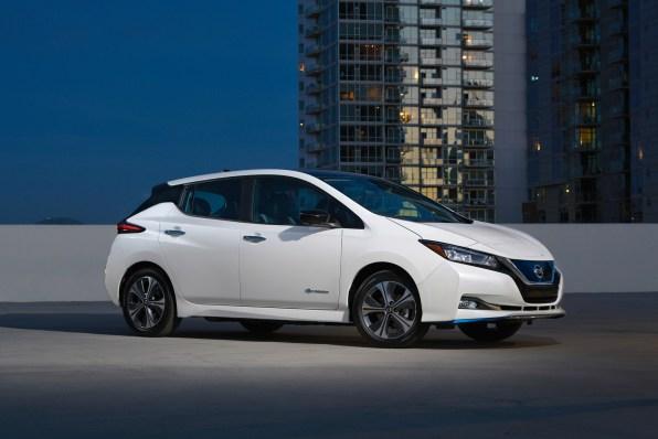 The Nissan Leaf Photo