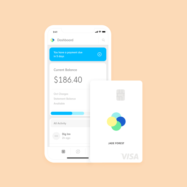 Petal helps low-income people and immigrants build credit