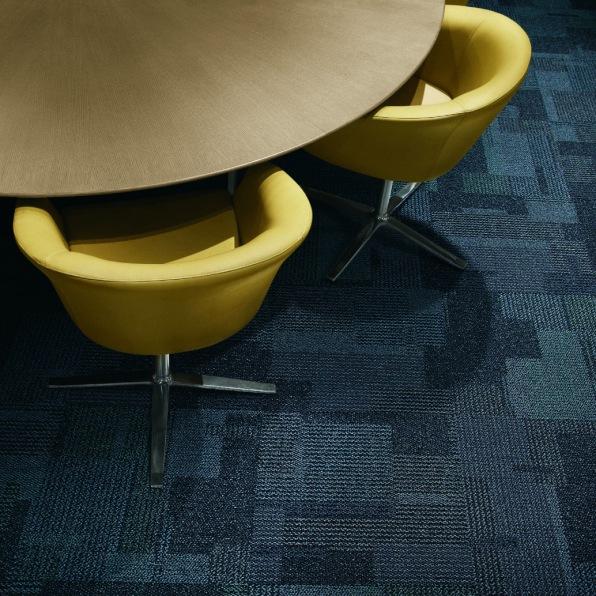 Interface Pioneered An Environmental Revolution In Flooring