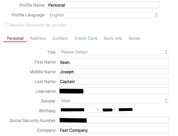96b3b09c6db Password managers like LastPass can store lots of other information to  auto-fill online forms, so you only need to type it once.