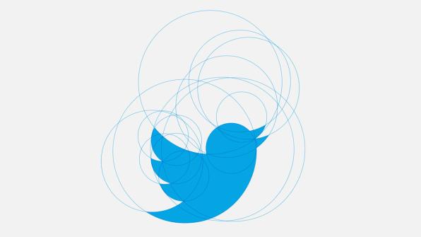 The Secret Origin Story Of The Twitter Logo