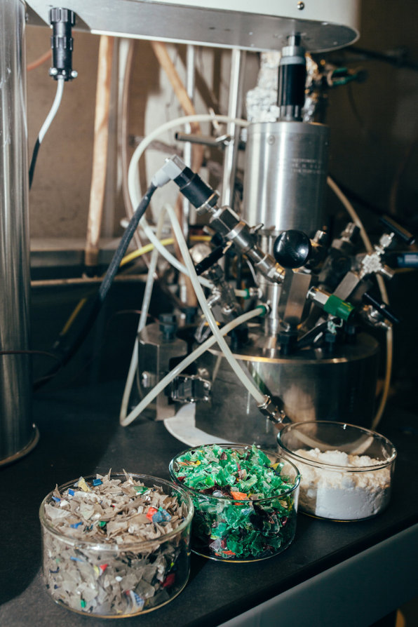 IBM recycling tech makes brand new plastic from old bottles
