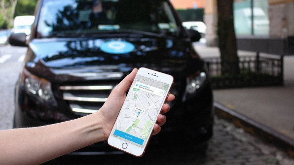 Can ride-pooling service Via catch up to Uber and Lyft by being the friendly alternative?