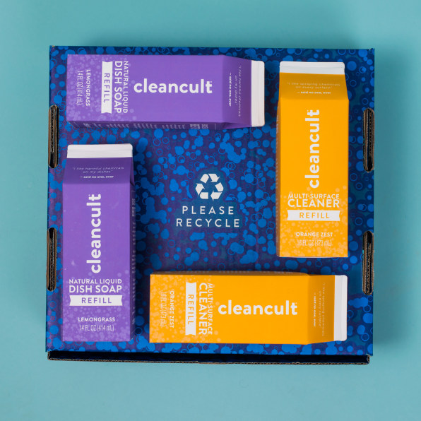 Prime Cleancult Is A Green Alternative To Soap In Plastic Bottles Download Free Architecture Designs Rallybritishbridgeorg