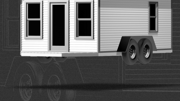 Tiny houses have a dark secret