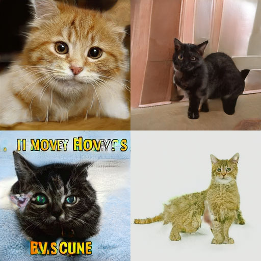 Nvidia AI generates terrifying pictures of cats and kittens